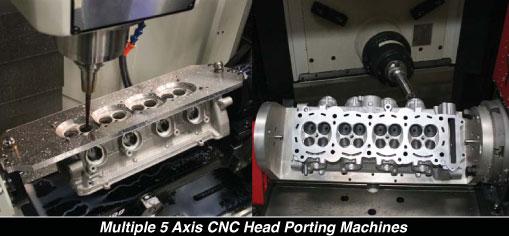 Vance & Hines: Suzuki Hayabusa & GSX-R 1000 Cylinder Heads