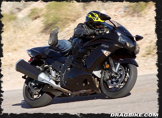 2012 Kawasaki ZX-14R Brock Davidson