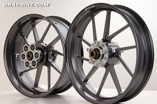 Galespeed Forged Aluminum Wheels