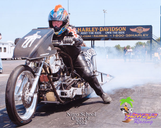 Dale Niles Punisher Racing