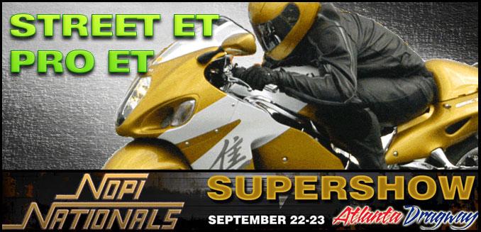 Nopi Motorcycle Drag Racing