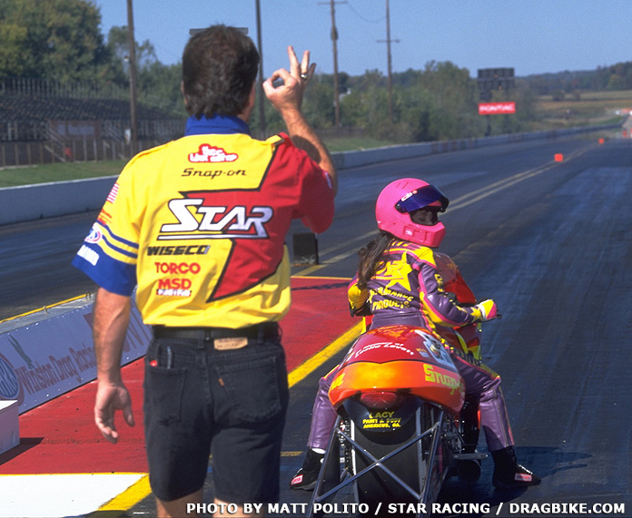 Star Racing GeorgeBryce Angelle Seeling