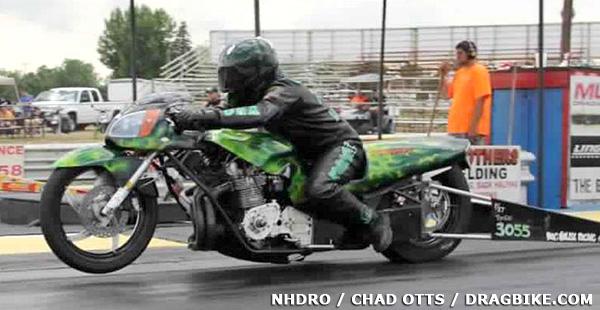 Chad Otts NHDRO