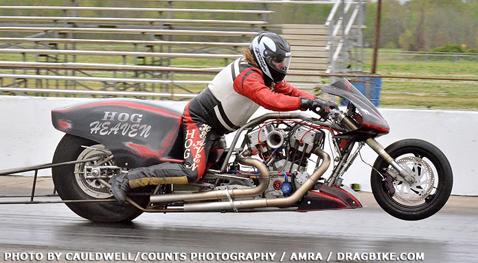 AMRA Top Fuel Ricky House
