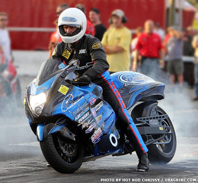 Joey Gladsteon DMe Racing