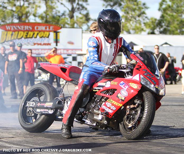 Frankie Stotz Racing