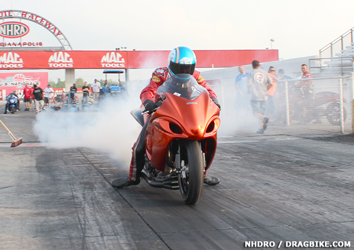 Orange crush Dragbike