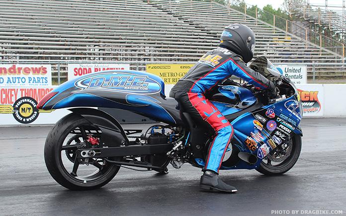 Joey Gladstone DME Racing