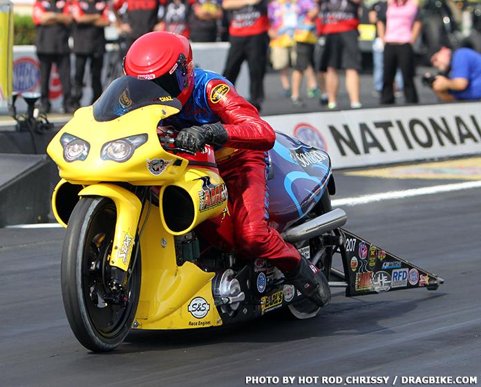 Star Racing Chaz Kennedy