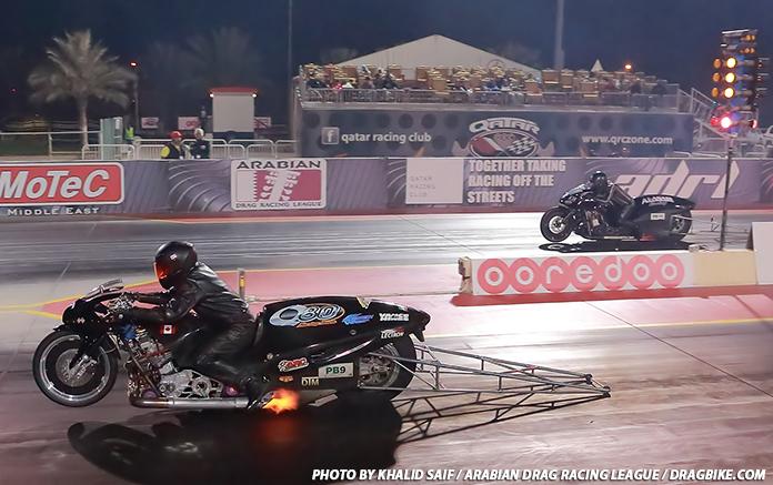 ADRL Arabian Drag Racing League Motorcycle Drag Racing