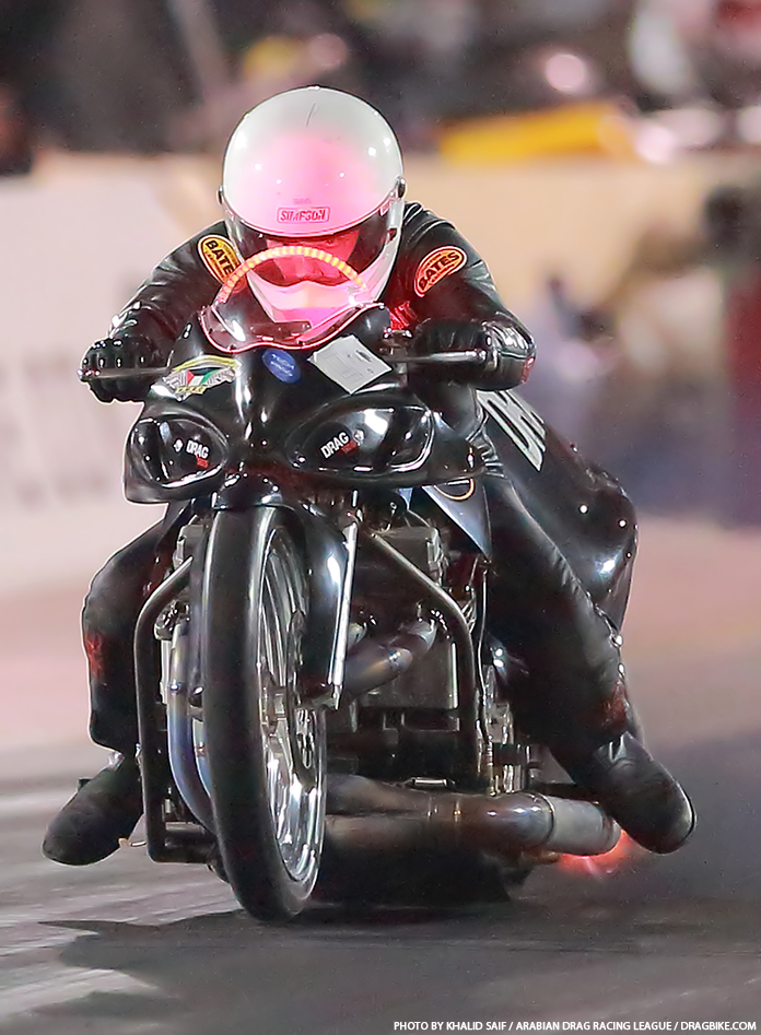 ADRL Qatar Arabian Drag Racing League Motorcycle Drag Racing