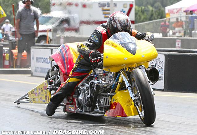 MIROCK David Vantine Top Fuel