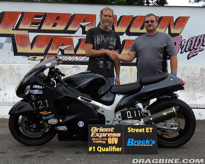 Bikes in the Valley Lebanon Valley Dragway