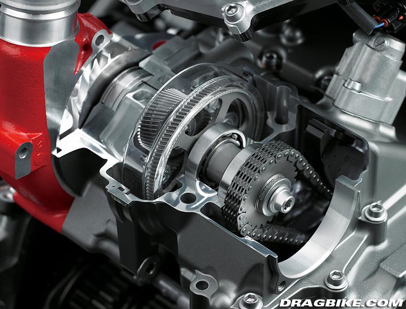 Kawasaki Starter Motor Braking