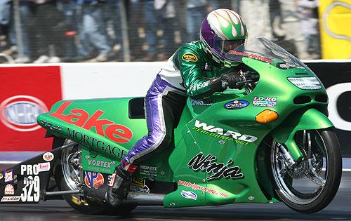 Pete Briggs Racing – Pre Houston | Dragbike com