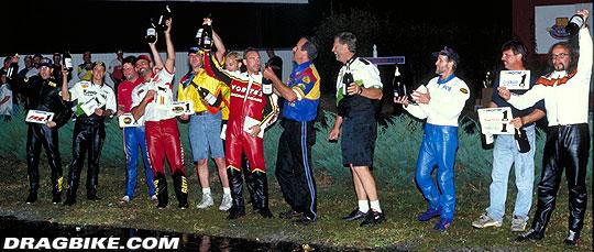 2001 AMA Prostar Champions