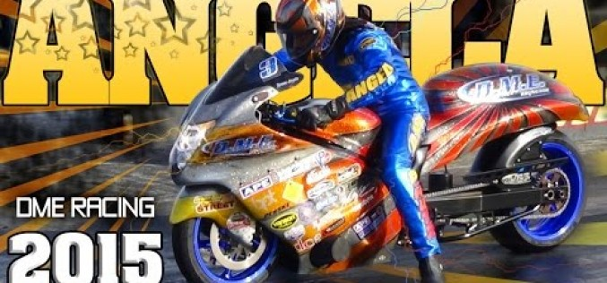 DME Racing : Terence Angela Turbo Hayabusa