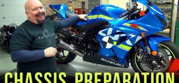2017 Suzuki GSX-R1000 | Episode 9 – Dragstrip Prep Overview and Theory