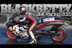 DME Racing : Black Betty Turbo Hayabusa