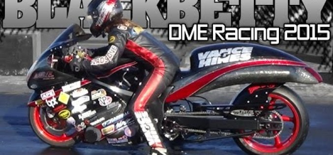 DME Racing : Black Betty Turbo Hayabusa