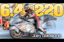 World's Fastest Hayabusa : DME Racing / Joey Gladstone 6.46 at 220mph