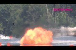 Shayne Proctor's Nitrous Explosion Caught On Tape