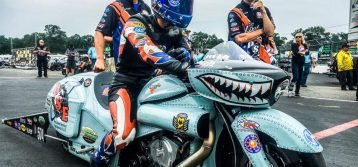 Team Liberty Racing Quick Facts for NHRA U.S. Nationals