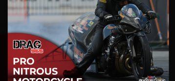 PDRA: Pro Nitrous Motorcycle at Carolina Showdown
