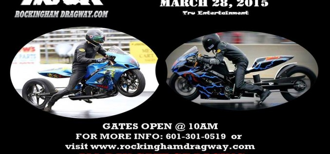 Rockingham Motorcycle Shootout is ON for Saturday