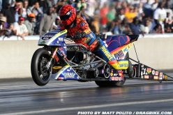 Larry 'Spiderman' McBride to attend British Drag Racing Hall of Fame Gala Awards