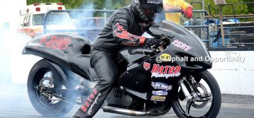 Drag Racer Shawn Welch Passes
