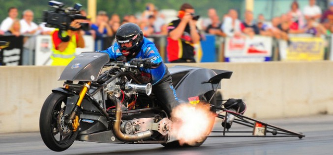 IHRA Nitro Jam : Cut Short by Storm Bill