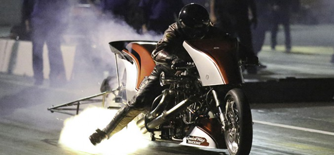 NHRA Adds Top Fuel Harley Motorcycle to the 2017 Schedule