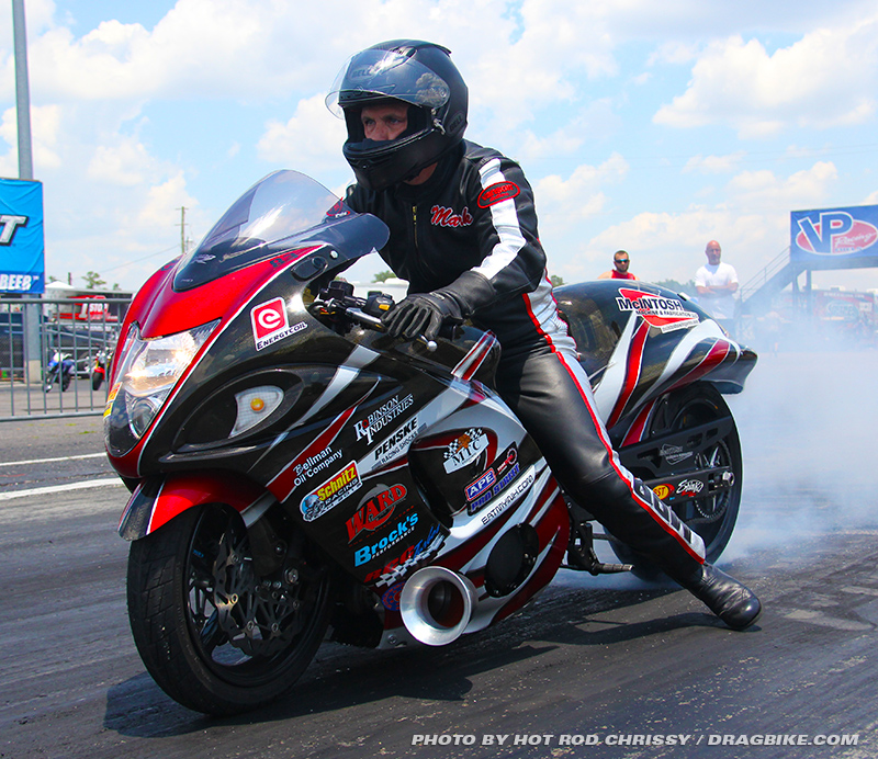 Turbo Harley Drag Race: 2017 Pro Street Rule Revision – Power One