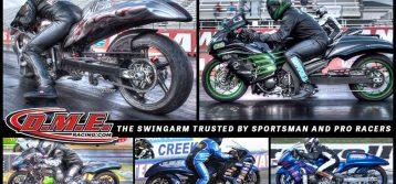 DME Racing Swingarms on Sale – 10% OFF