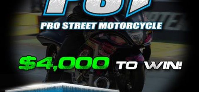 Outlaw Street Car Reunion to Feature Pro Street Motorcycle