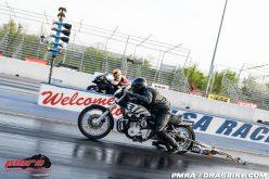 PMRA : Wedman Motorsports Supports Super Gas