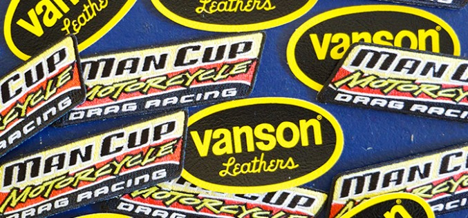 Vanson Leathers : Rental Suits at Man Cup Opener