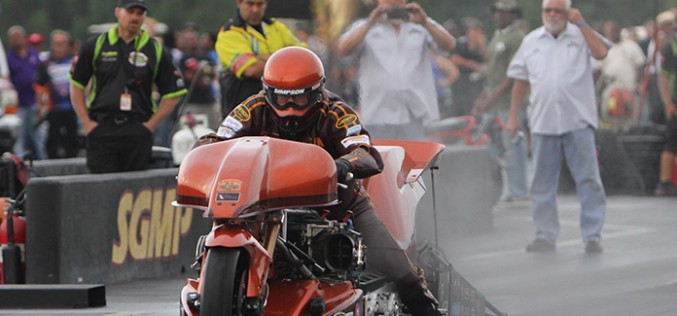 Top Fuel Motorcycle Legend : Sam Wills