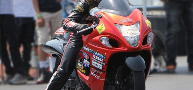 DME Racing – Joey Gladstone Crushes Real Street Record