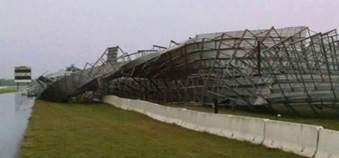 NHRA : Pro Stock Motorcycle Returns to Brainerd After Devastating Storm