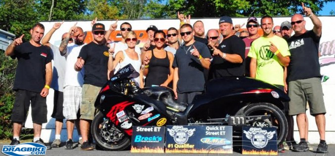 Bikes in the Valley : September Results