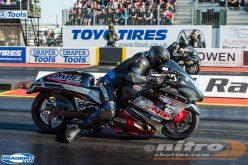 DME Racing Congratulates Steve Venables 6 second Record