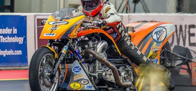 European Finals : Final Round at Santa Pod Raceway