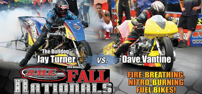IDBL : Turner vs Vantine Match Race at DME Fall Nationals