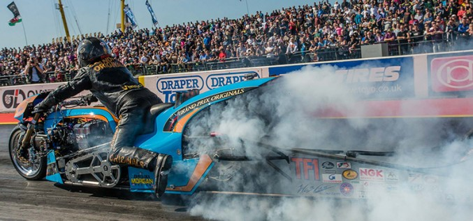 Gulf Oil Dragracing extend record breaking success
