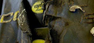 Vanson Leathers : Asphalt Insurance