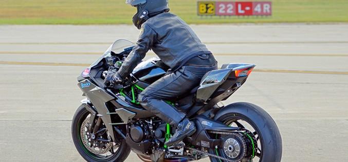 Brock's Performance Builds the World's Fastest Kawasaki Ninja H2