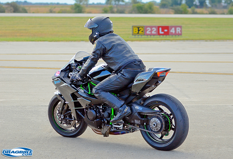 Brock S Performance Builds The World S Fastest Kawasaki Ninja H2