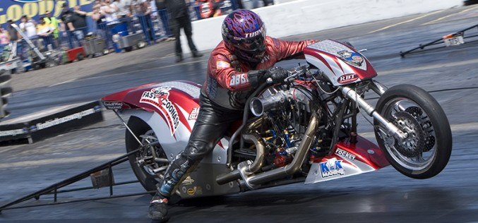 IHRA World Champ Jay Turner Enters Nitro Harley Drags